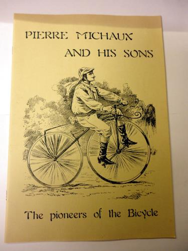 The Pioneers of the Bicycle at National Cycle Museum Shop Mid Wales