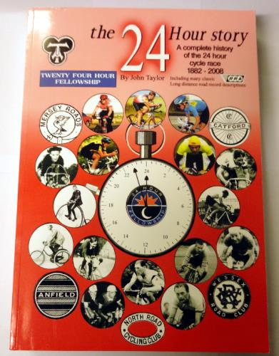 The 24 Hour Story 1182 - 2008 at National Cycle Museum Shop Mid Wales
